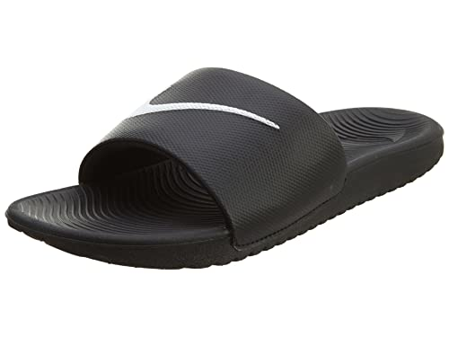 42d95e3b615a93 Nike Kids  Kawa Slide (Gs Ps) Beach   Pool Shoes  Amazon.co.uk ...