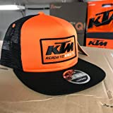KTM TEAM TRUCKER HAT SNAPBACK UPW1775500