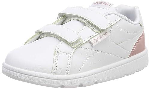 Reebok Royal Comp CLN 2v, Zapatillas de Gimnasia para Niñas: Amazon.es: Zapatos y complementos