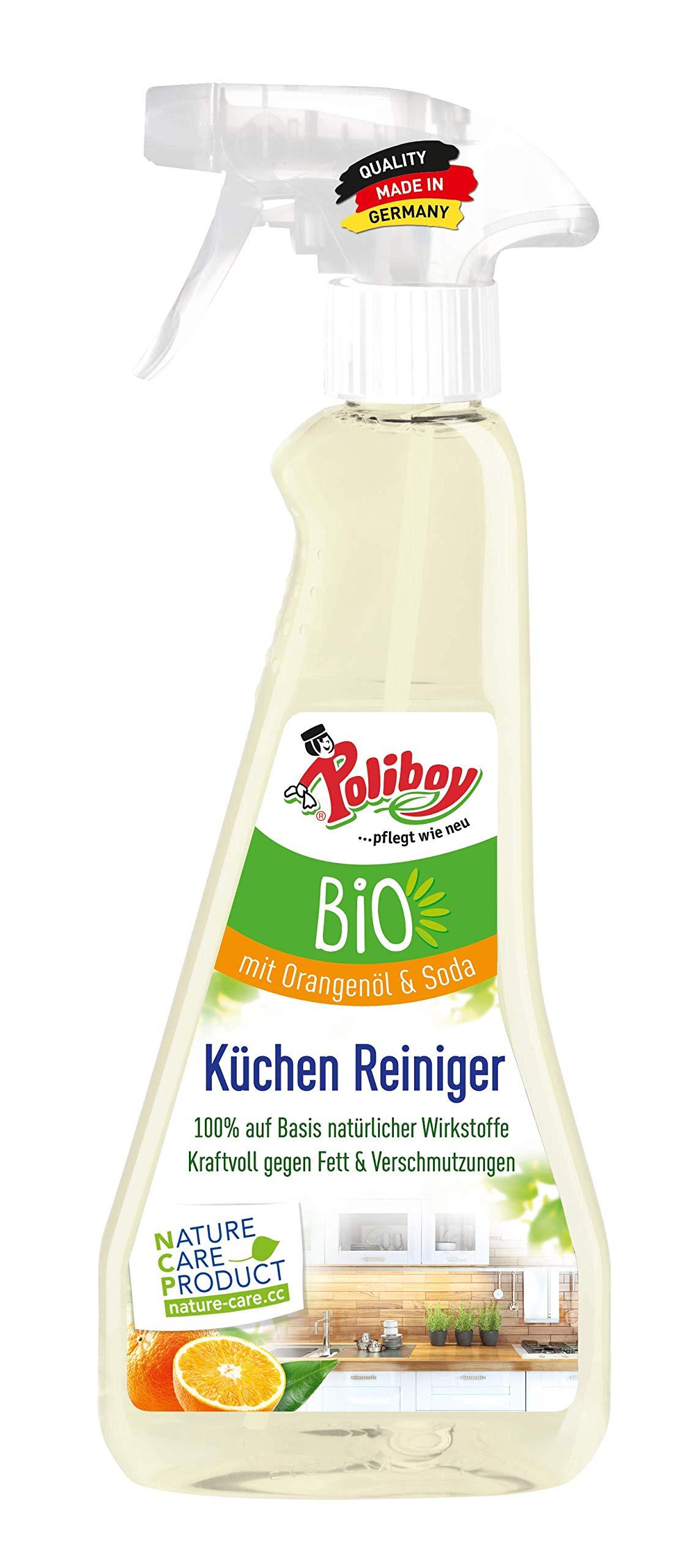 Am besten bewertete Produkte in der Kategorie Küchenreiniger - Amazon.de