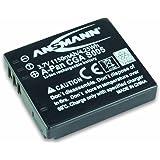 Ansmann 5022783/05 - A-Pan CGA S005 Li-Ion, batería 3,7V/1150mAh para cámara digital de fotos Panasonic