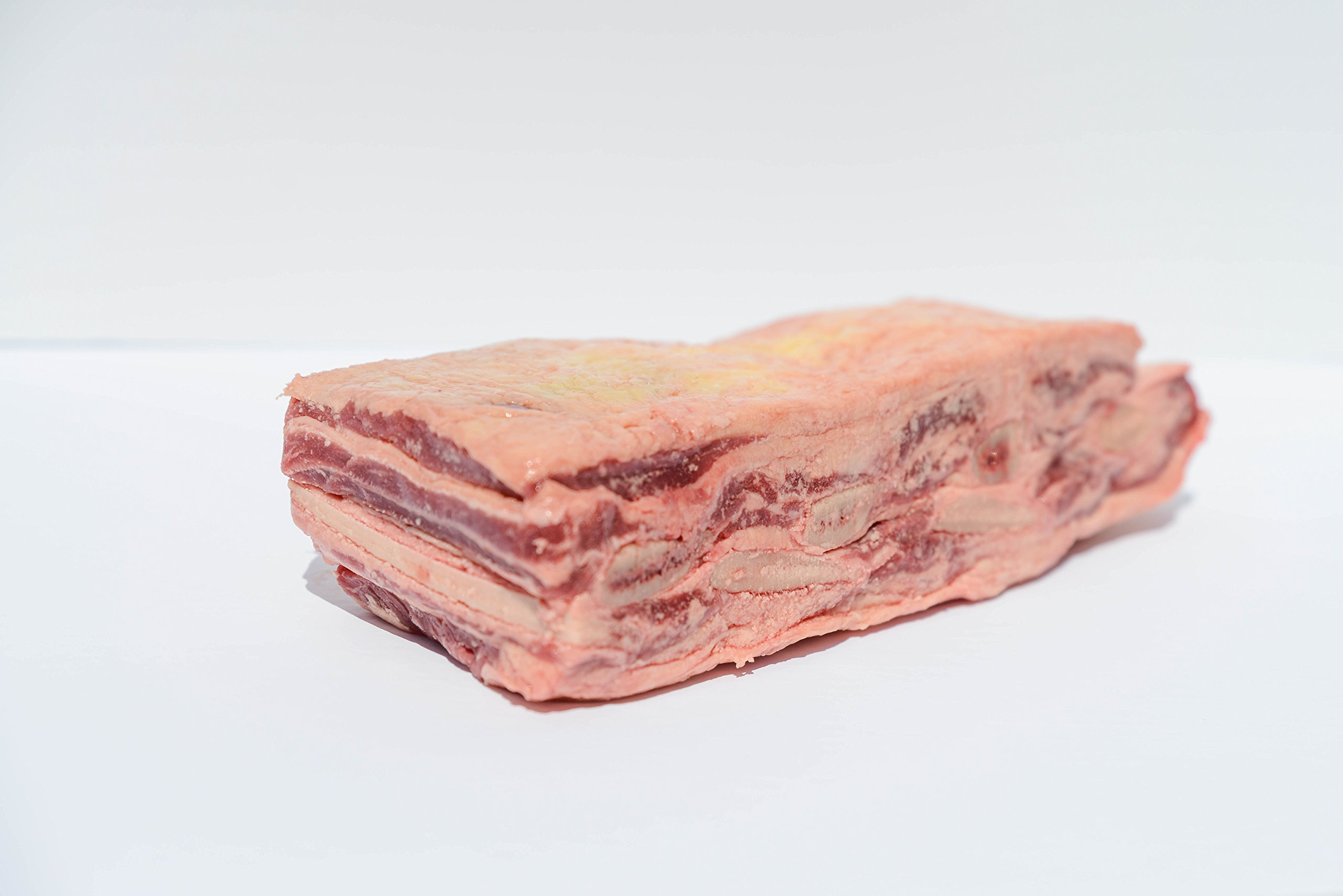 Harris Robinette Natural 100% Grass Fed Short Ribs - Restaurant Quality Ribs - 10 Pounds