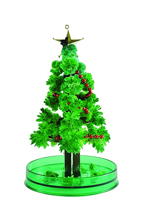 Amazon Com DCI Do It Yourself Magic Growing Tree Home Kitchen - Magic Christmas Tree