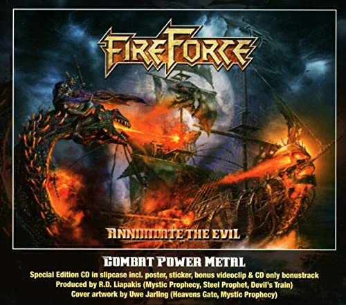 Fireforce - Annihilate The Evil (Special Edition)