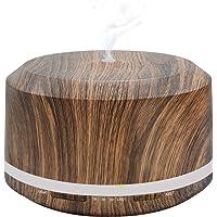 LUSCREAL Diffusore di Aromi 450ml per Grandi Ambiente, diffusore Oli Essenziali e umidificatore