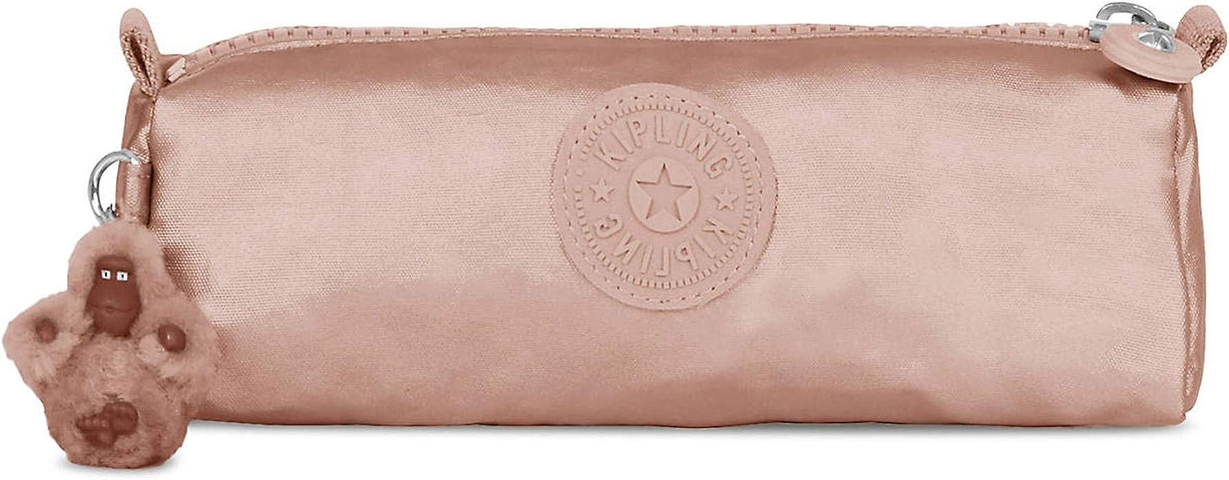 Kipling Freedom - Estuche para lápices, (Oro rosa metálico), Talla única: Amazon.es: Zapatos y complementos
