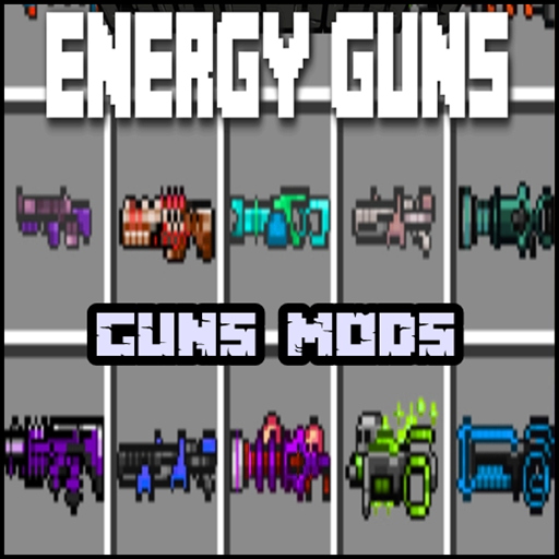 Mods: Mod for MCPE Top Games Full up Weapon