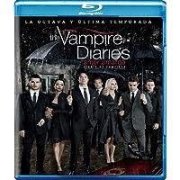 The Vampire Diaries: Eight and Final Season [Blu-ray]