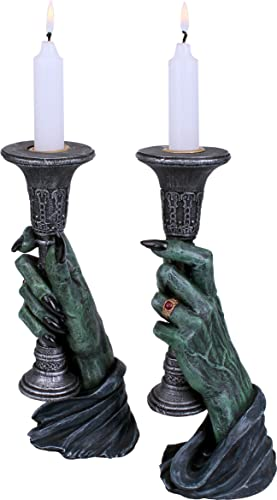 Nemesis Now Light of Darkness Candle Holder 27cm