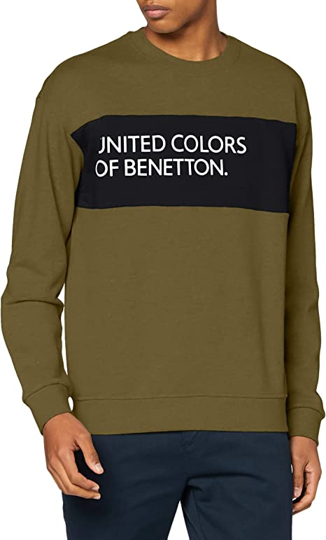 United Colors of Benetton Felpa Uomo