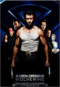 X-Men Origins Wolverine Movie Poster 24 x 36 Inches Full Sized Print Unframed Ready for Display
