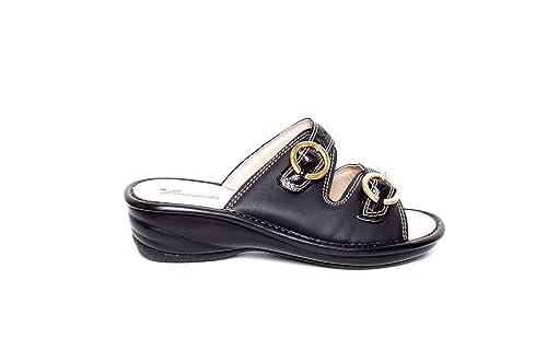 Susimoda - Pantofola Donna Pelle  Amazon.it  Scarpe e borse 172ebe269c1