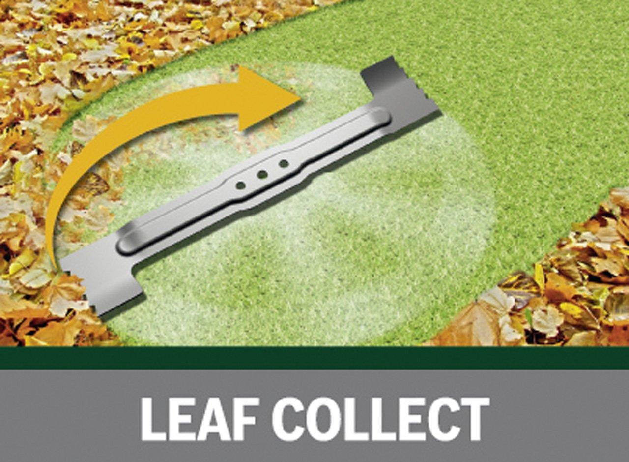 Bosch F016800368 Sharpened Blade for Rotak 43 Lawnmower F016800367