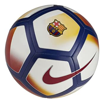 Nike FCB Nk Ptch Balón, Unisex, Rojo, S: Amazon.es: Deportes y ...