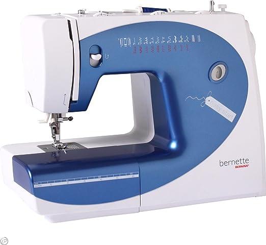 Bernina Bernette 56 easy start - Máquina de coser (con pinza de ...