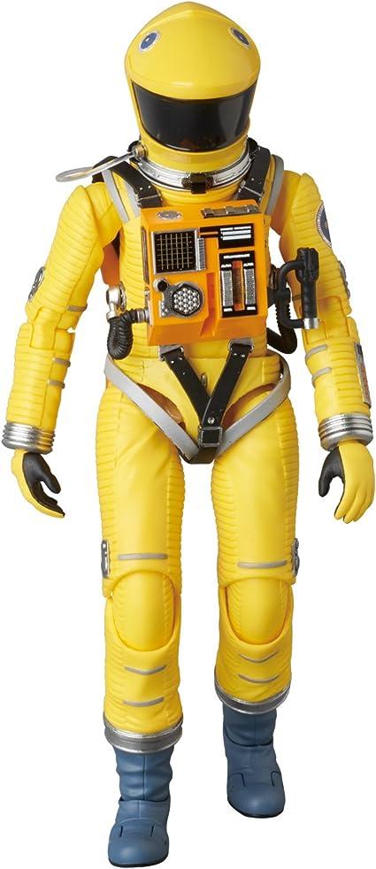 Amazon.com: MAFEX traje espacial Amarillo Ver. 『 2001: Una ...