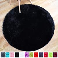 PAGISOFE Soft Shaggy Area Rugs for Kids Girls Boys Rooms Bedroom Rug Carpet