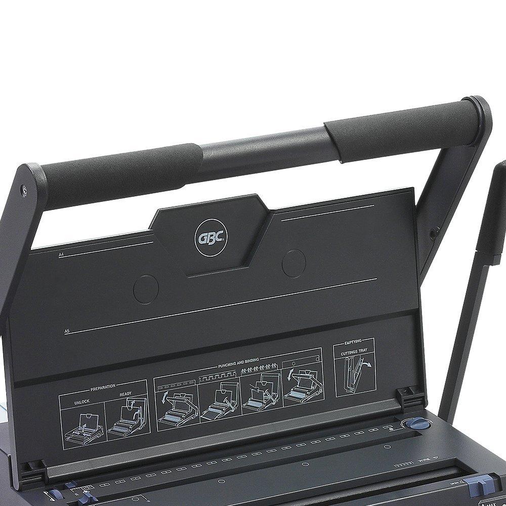 GBC Encuadernadora Multifuncional Multibind 320 - Máquina de encuadernación (512 mm, 512 mm, 512 mm, 13,6 kg): Amazon.es: Oficina y papelería