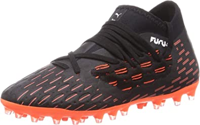 PUMA Future 6.3 Netfit MG Jr, Zapatillas de fútbol Unisex niños: Amazon.es: Zapatos y complementos