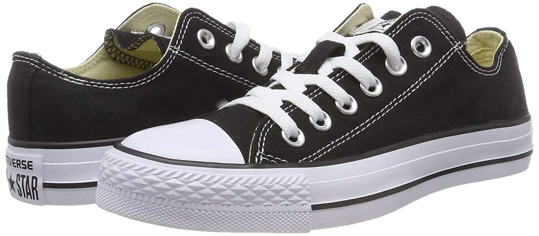 1f39e38b87d Converse chuck taylor all star core ox fashion sneakers jpg 1500x659  Harlequin chuck taylors