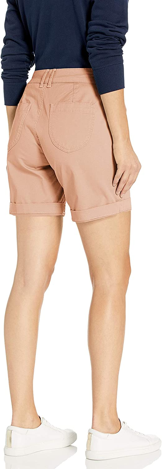 Lee Uniforms Womens Regular Fit Utility Chino Walkshort Shorts