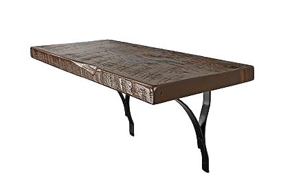 Reclaimed, Wood Shelf, Pine, 18u0026quot; X 8u0026quot; X 1u0026quot;,