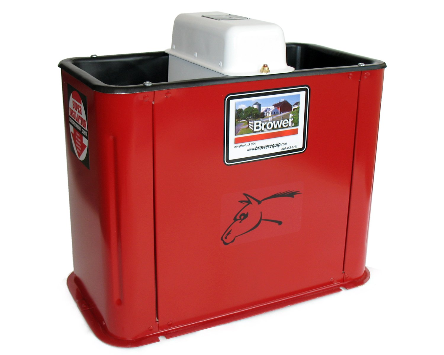 Brower MK32E Super Insulated Electric Heated Livestock Waterer by Brower