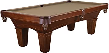 Brunswick Allenton Billiard Table Package (7 Foot, Ball U0026 Claw Leg, Cherry