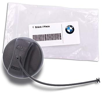 Tapa para depósito/cierre original de BMW, 16117193372: Amazon.es: Coche y moto
