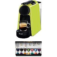 De'Longhi Nespresso Essenza Mini, EN 85,5 L koffiecupmachine, Welkom set met capsules in verschillende smaken, 19 Bar…