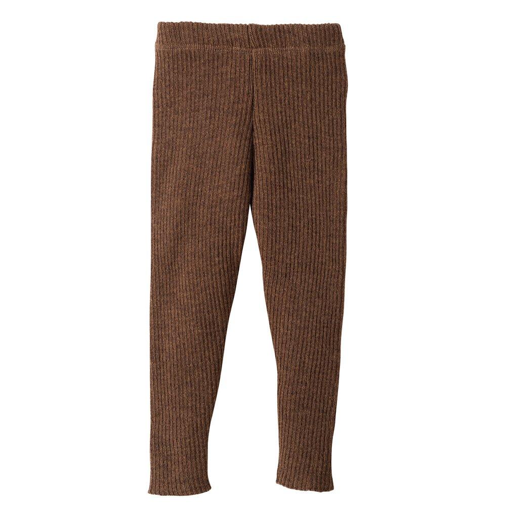 Disana 33201XX Knitted Leggings Wool natural