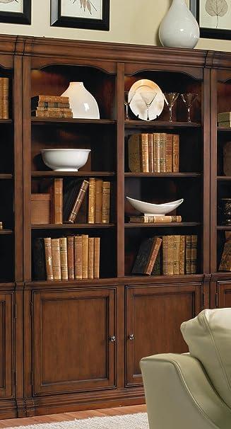 Hooker Furniture Cherry Creek 52u0026quot; Wall Bookcase