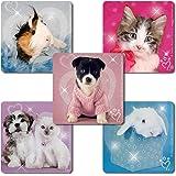 Rachael Hale Glitter Stickers - 50 per pack