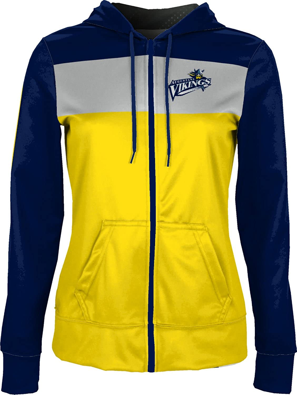School Spirit Sweatshirt Prime Augustana University Girls Zipper Hoodie