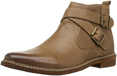 c07386626b8 Steve Madden Men's Tipoff Ankle Boot