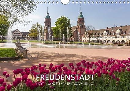 Freudenstadt Im Schwarzwald Wandkalender Wandkalender 2021 Din A4 Quer Amazon De Butschkus Heike Bucher