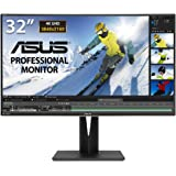 "ASUS PA329Q 32"" 4K Ultra HD IPS Mate Negro Pantalla para PC - Monitor (81,3 cm (32""), 350 CD/m², 3840 x 2160 Pixeles, 5 ms, LED, 4K Ultra HD)"