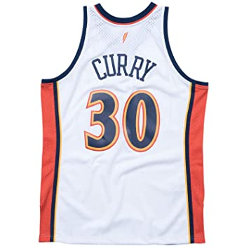 huge selection of 706cb f3e45 Amazon.com : Mitchell & Ness Golden State Warriors Stephen ...