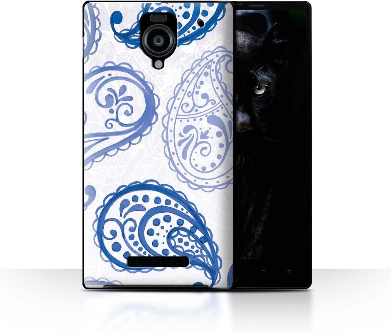 Stuff4® Phone Case/Cover/Skin/SP-CC/bluefshn Collection Bollywood Sharp Aquos XX 302SH: Amazon.es: Electrónica