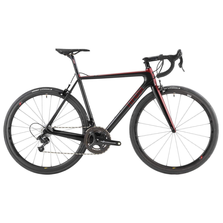 Tifosi Mons Chorus Bike BLK L, schwarz