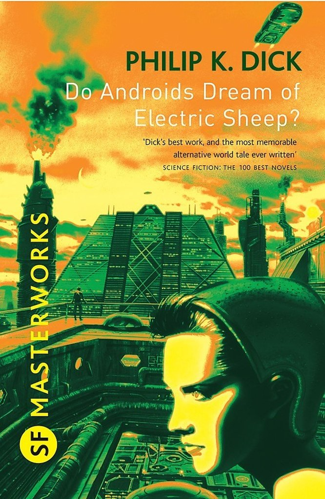 author of do androids dream of electric sheep