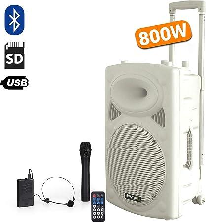 Amplificador PA 2 x 350W RMS Kool Sound TRX-501: Amazon.es ...