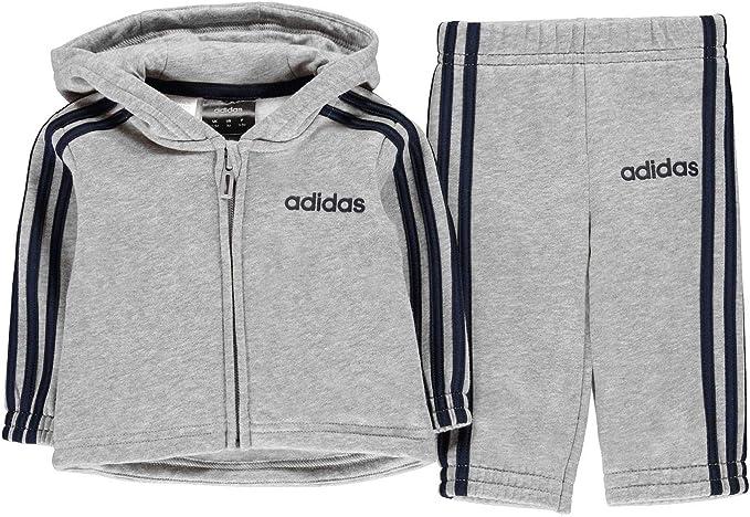 adidas Kids Boys Sereno Tracksuit Junior Long Sleeve Zip
