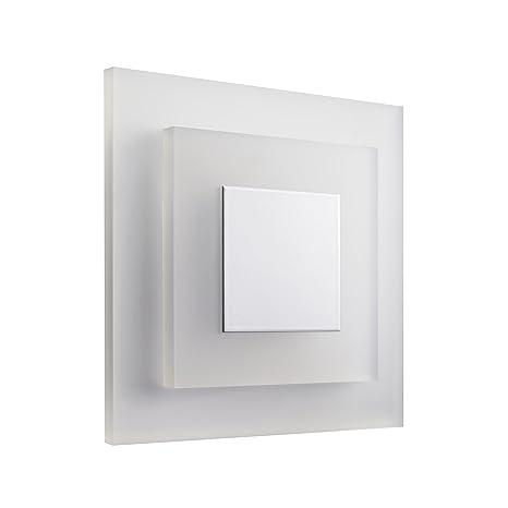 LED Iluminación Escaleras Premium sunled Pyramid Color Blanco Frío De Aluminio Color Blanco 230 V 1