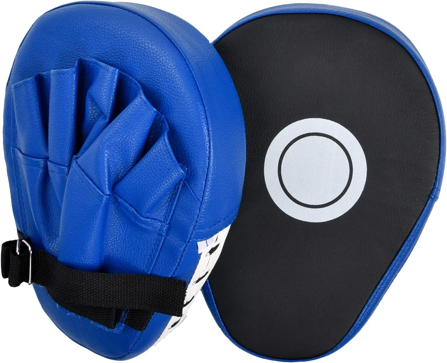 Focus Punch Paddles Mitts Boxing Pads MMA Strike Mitt Coaching Training