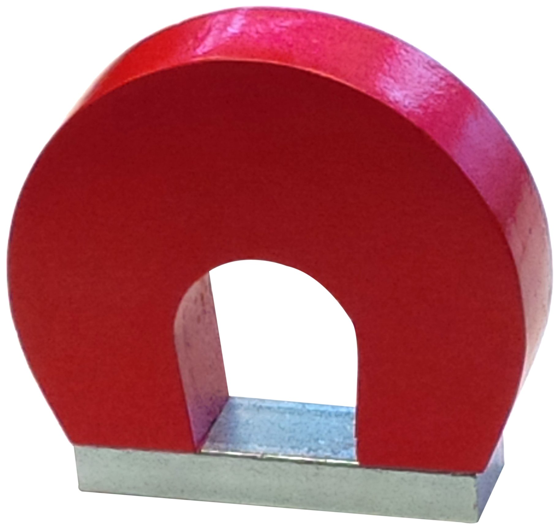 Eclipse Magnetics M19623SKM Alnico Horseshoe Magnet, 2-1/2'' Length x 3'' Width x 3/4'' Thickness