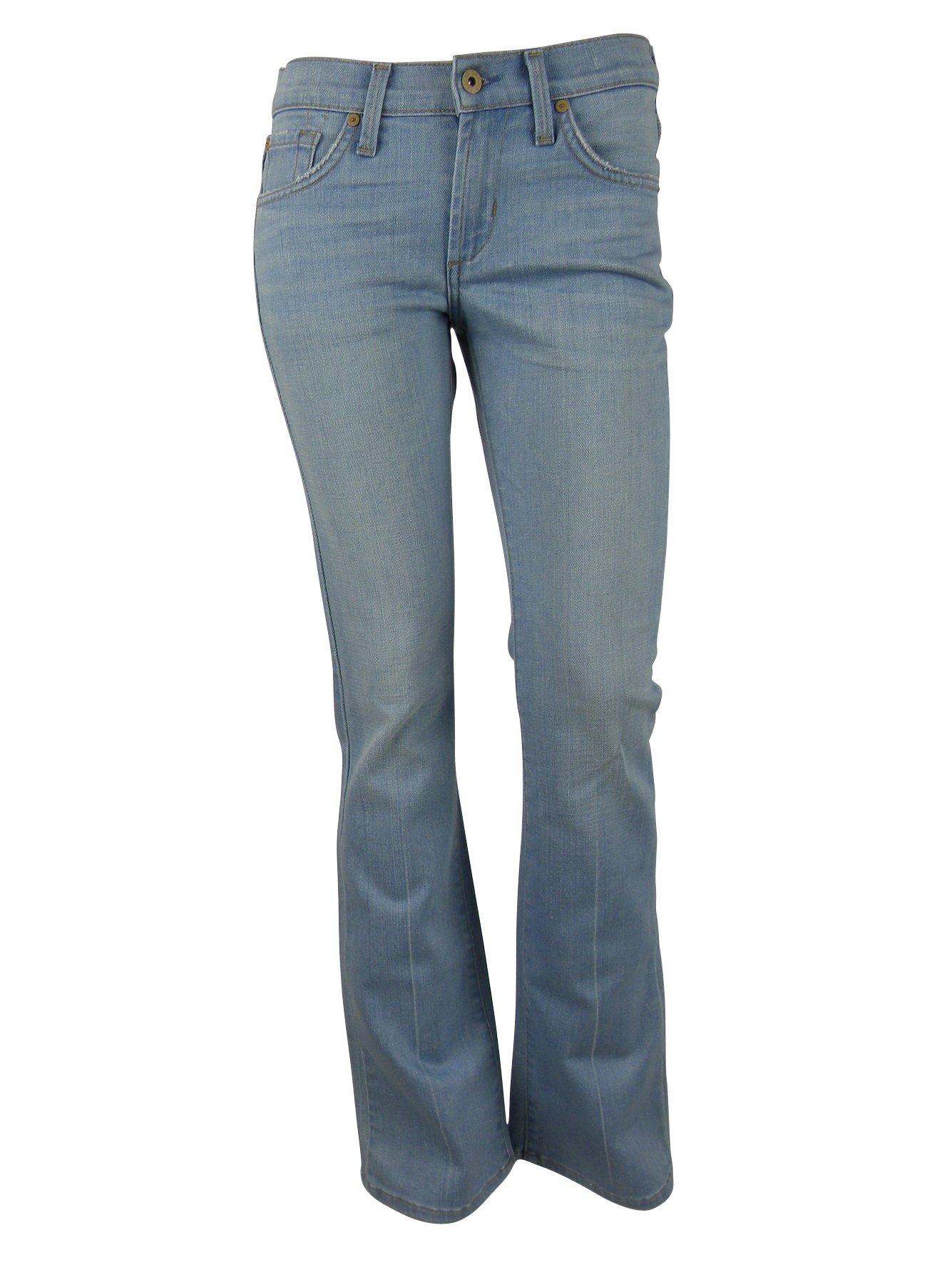 James Jeans Womens Tiffany Reboot Skinny Boot Leg 5-Pocket Jeans 25