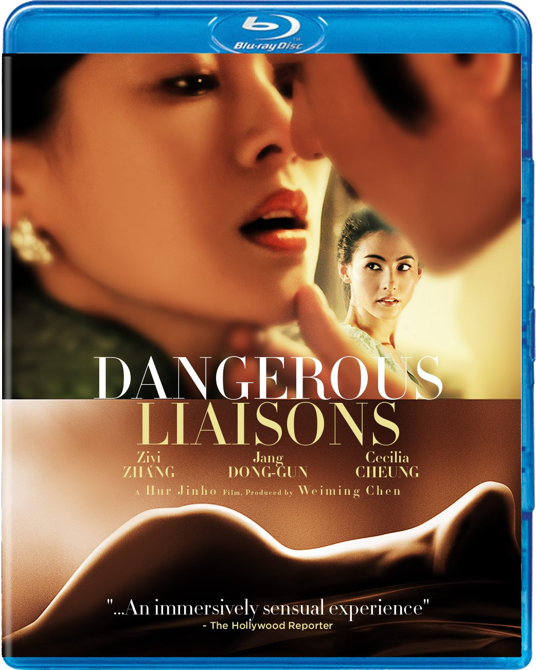 Dangerous Liaisons (2012) [Blu-Ray] N/A WellGo USA Drama Movie