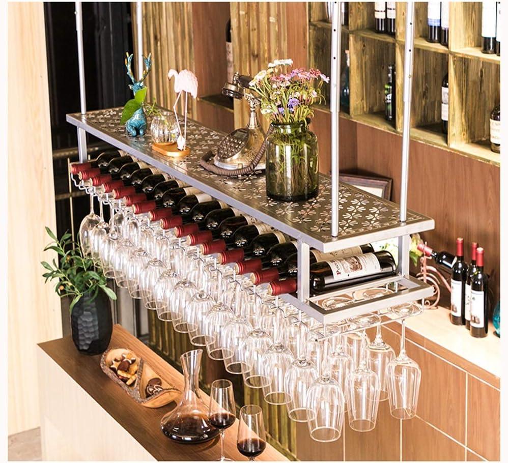 Display Hanging Shelf Wine Glass Holder Holder Goblet Rack Goblet Storage