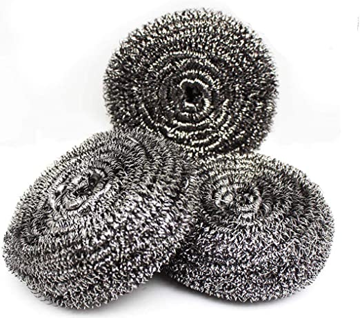 Stainless Steel Scrubber Extra Large